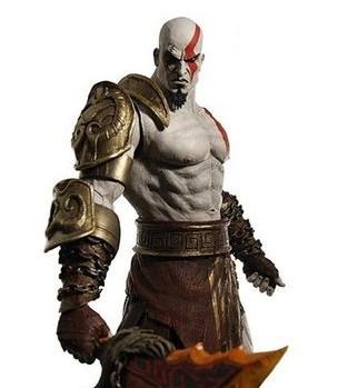 El loco Kratos está cada vez más grandote.